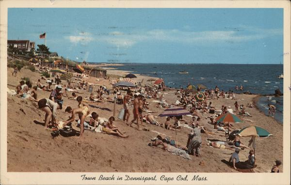 Cape Cod, MA - Dennisport Beach   Feel free to use this