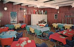 South of the Border, The Acapulco Room Postcard