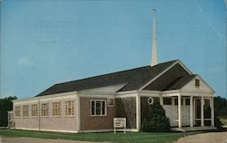 Roman Catholic Church , Dennisport Postcard