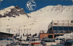 Mt. Shasta Ski Bowl Postcard