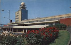 Portland International Airport Postcard