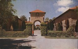 Towers - Stanford University Postcard