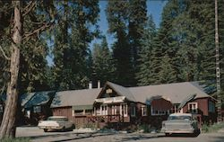 Kings Canyon Lodge Postcard