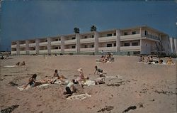 Surf Apartments Postcard