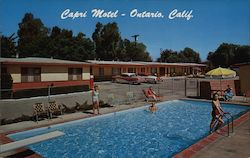 Capri Motel, pool