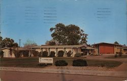 West Covina Methodist Church Postcard