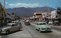 "Monrovia, California, ""Gem of the Foothills"" Postcard"