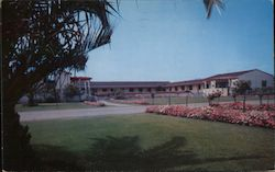 Dormitories at Loyola University of Los Angeles Postcard