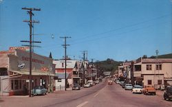 Sutter Creek, California Postcard