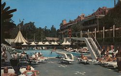 The Beverly Hills HOtel Sand and Pool Club