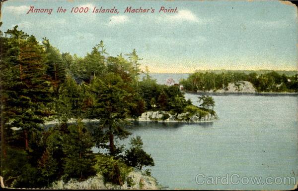 Machar's Point Thousand Islands New York