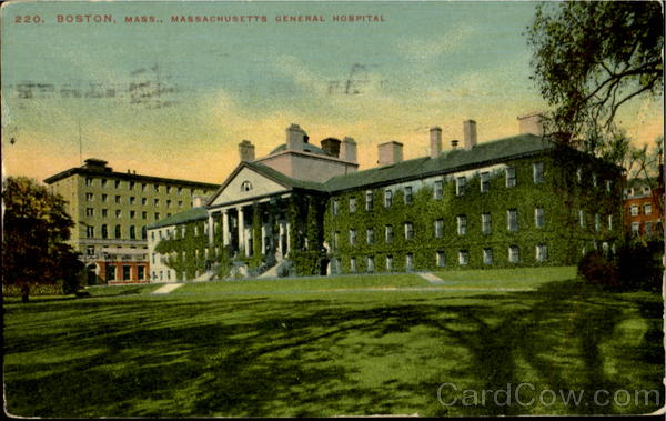 Massachusetts General Hospital Boston
