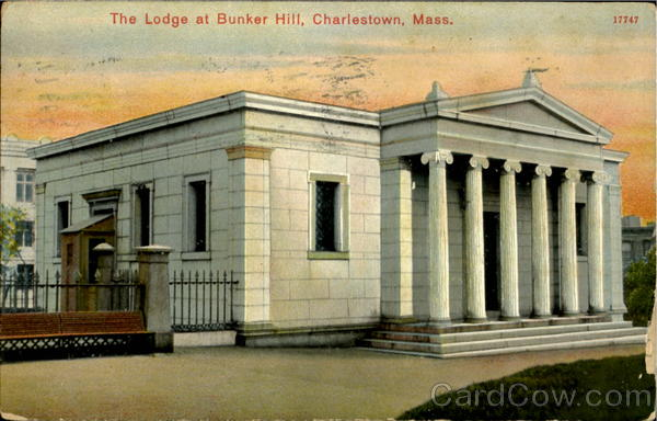 The Lodge At Bunker Hill Charlestown Massachusetts