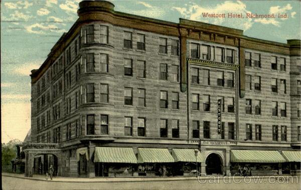 Westcott Hotel Richmond In
