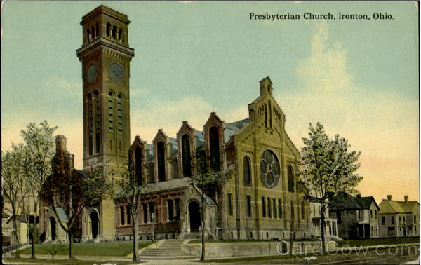 Presbyterian Church Ironton Oklahoma