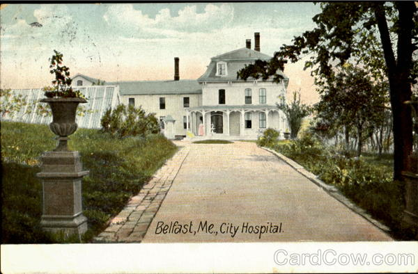 City Hospital Belfast Maine