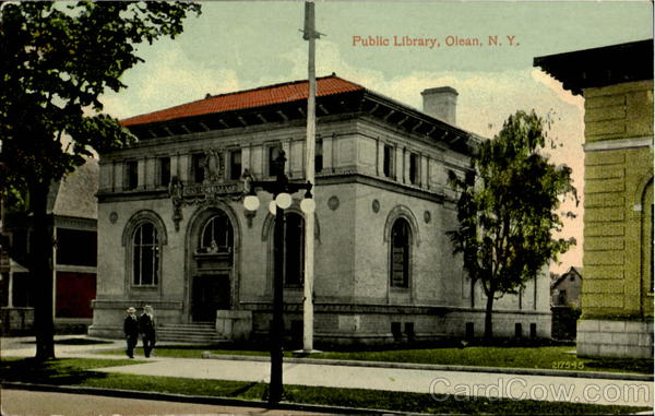 Public Library Olean New York