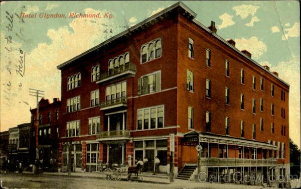 Hotel Glyndon Richmond Kentucky