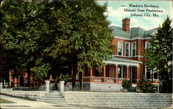 Warden's Residence, Missouri State Penitentiary