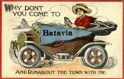 Why Don't You Come To Batavia
