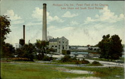 Power Plant Of The Chicago