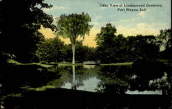 Lake View At Lindenwood Cemetery