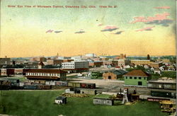 Birds Eye View Of Wholesale District