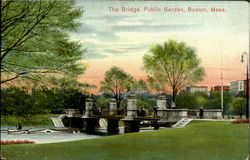 The Bridge , Public Garden
