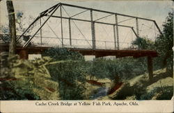 Cache Creek Bridge , Yellow Fish Park