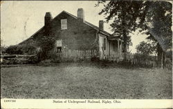 Station Of Underground Railroad