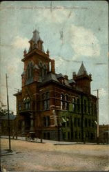 Mchoning County Court House