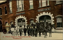 Atlantic Engine Co.,, Harrison St.