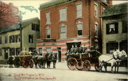 Good Will Engine Co.,, No. 13 House On Central St