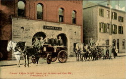 Pioneer Engine Co.,, No. 2 House Cor So. main and Coin Sts