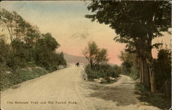 The Mohawk Trail And Old Tunnel Road