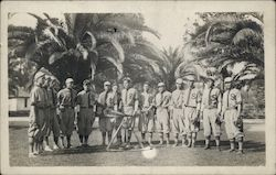 Indian Baseball Team, Sherman Institute