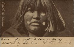 Mohave Indian Girl