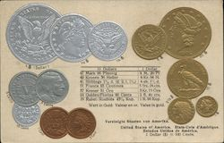 American Gold & Silver Coins
