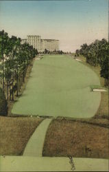Forest Hills Hotel Golf Course. No. 18.