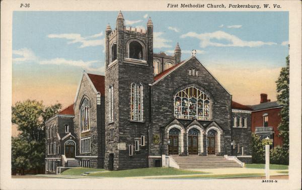 First Methodist Church Parkersburg West Virginia