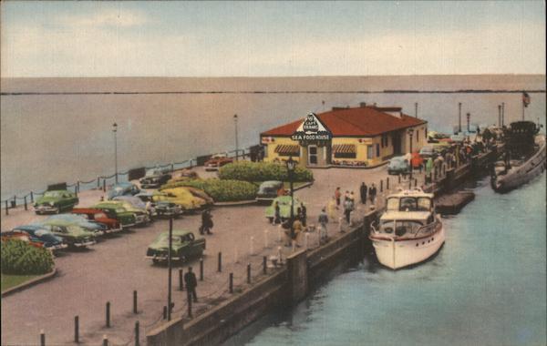 Captain Frank's Sea Food House Cleveland Ohio