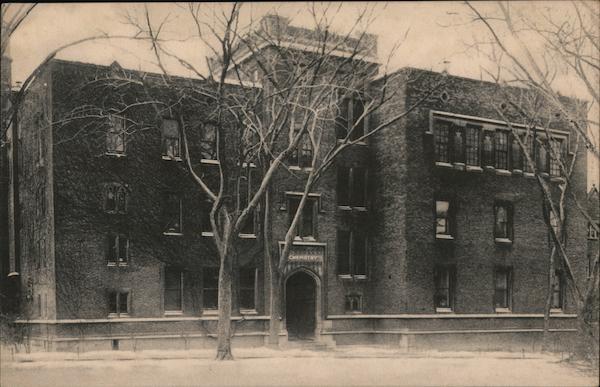 Chemistry Building at Western Reserve University Cleveland Ohio