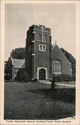 Trinity Episcopal Church Postcard