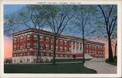 Lambuth College Postcard