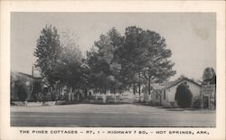 The Pines Cottages, Hot Springs, Ark.