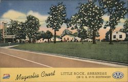 Magnolia Court, Little Rock, Arkansas