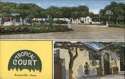 Tropical Court On U.S. Hy. 77 & 83. Relax In a Tropical Setting 5 Minutes From Old Mexico