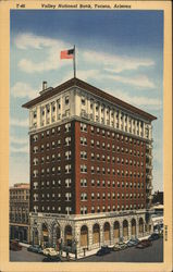 Valley National Bank Postcard