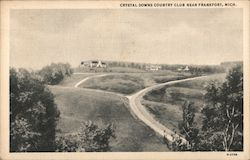 Crystal Downs Country Club Postcard