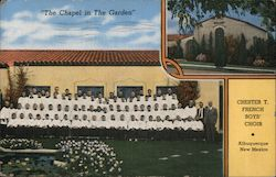 The Chapel in the Garden, Chester T. French Boys' Choir